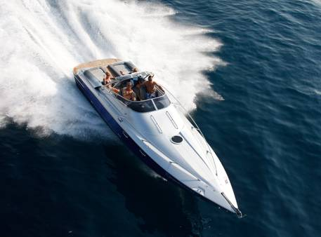 Hunton Powerboats XRS 37 (Sport)