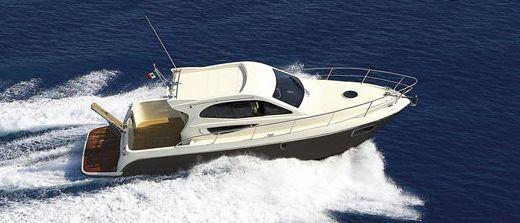 Intermare 36 (Power Boat)