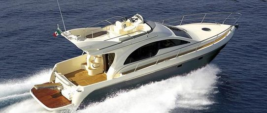 Intermare 43 (Power Boat)