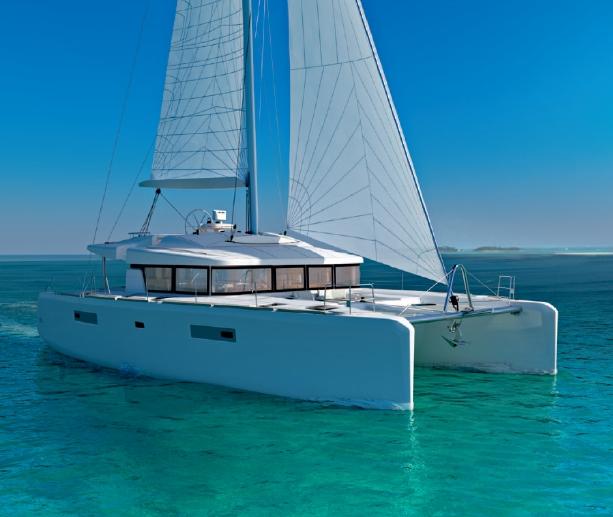 Lagoon Catamarans 52 (Voilier)