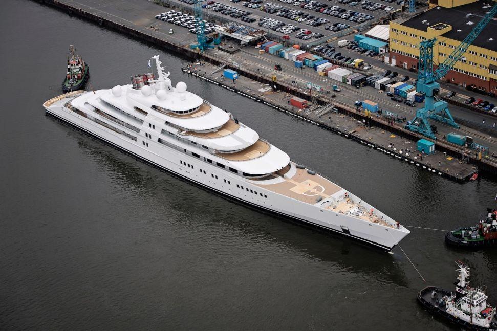 Lürssen <strong>Azzam</strong> (Motor Yacht)