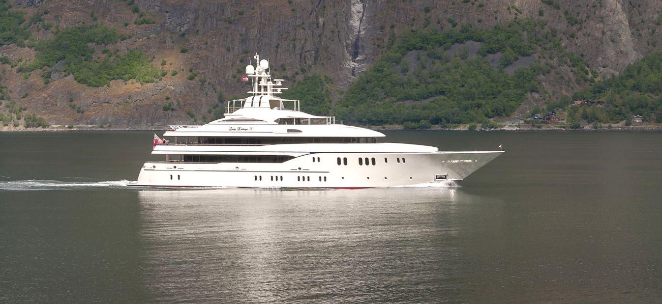 Lürssen <strong>Lady Kathryn V</strong> (Motor Yacht)