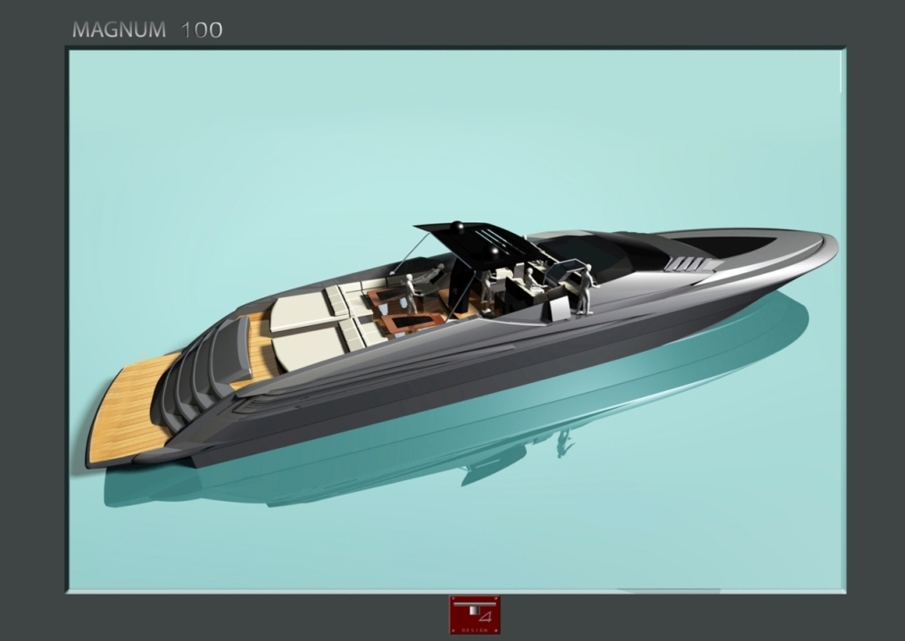 Magnum 100 (Motor Yacht / Sport)