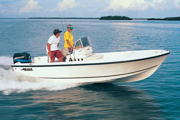 2003 Mako 171 GREAT DEAL ON Images