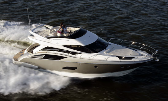 Marquis Yachts 500 SB (Fly / Motor Yacht)