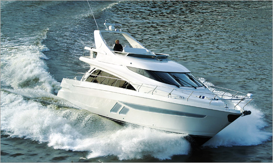 Marquis Yachts 560 (Motor Yacht)