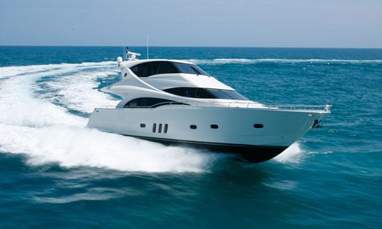 Marquis Yachts 720 Tri-Deck (Motor Yacht)