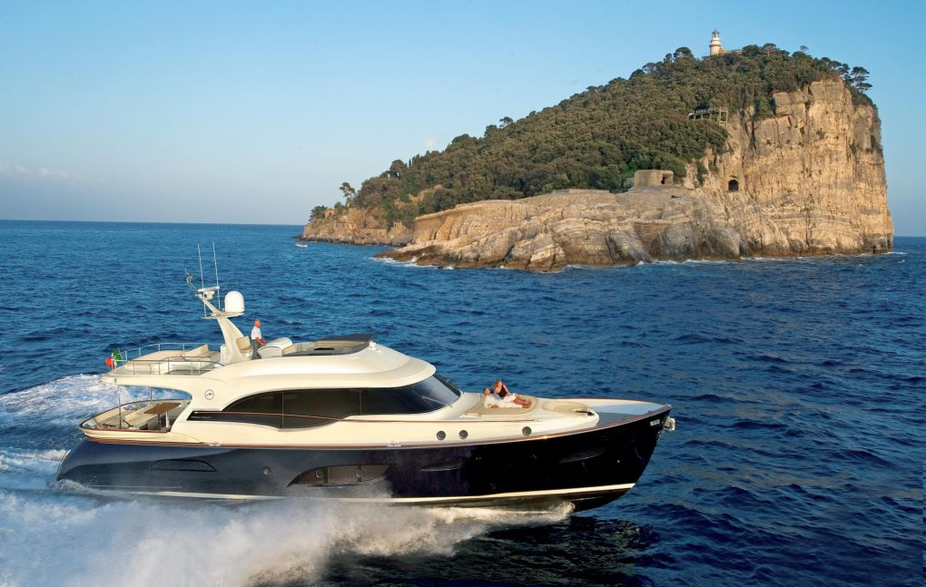 Mochi Craft Dolphin 74 Cruiser (Lobster / Motor Yacht)