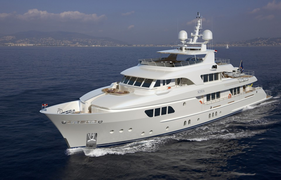 Moonen 42M <strong>Sofia</strong> (Motor Yacht)