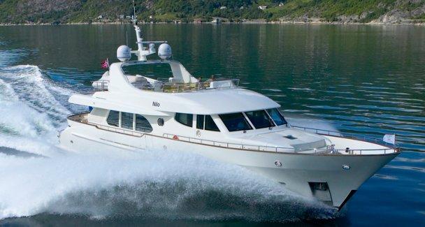 Moonen 94 <strong>Nilo</strong> (Motor Yacht)