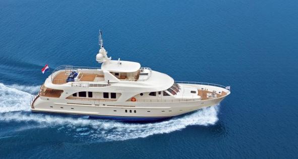 Moonen 97 <strong>Darsea</strong> (Motor Yacht)