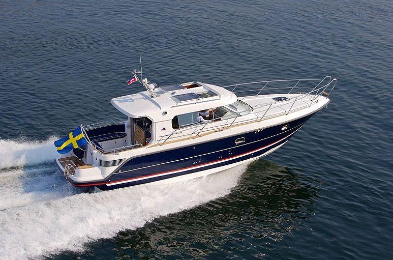 Nimbus 350 Coupé (Power Boat)