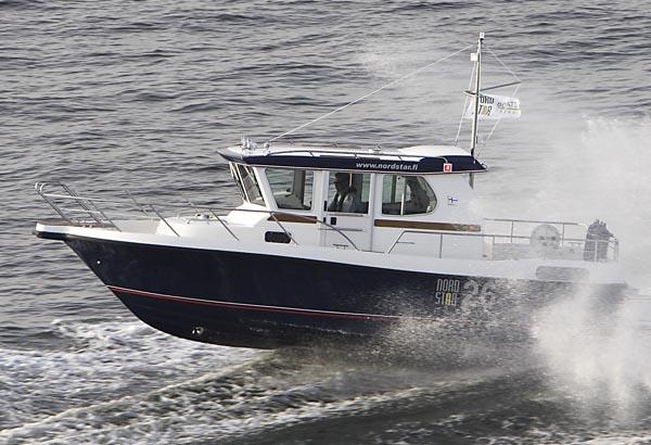 Nord Star 26 Patrol (Trawler)