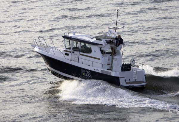 Nord Star 28 Patrol (Trawler)