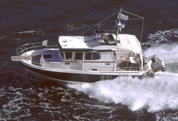 Nord Star 31 Patrol (Trawler)