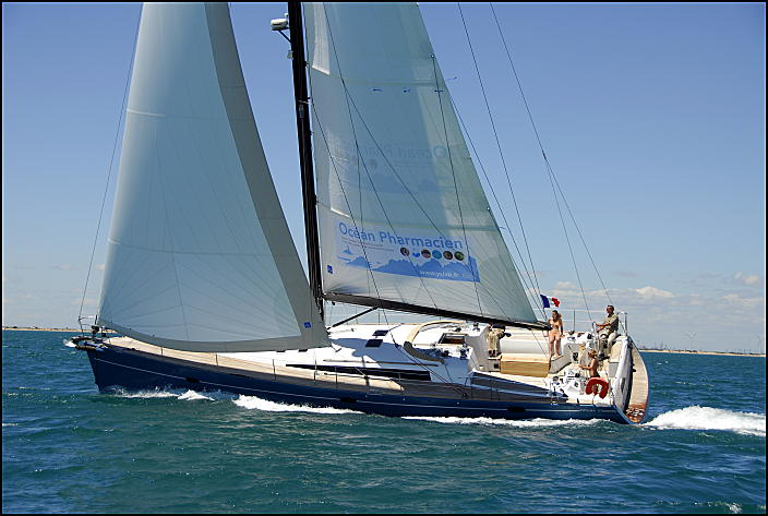 Normandy Yachts Futuna 57 (Voilier)