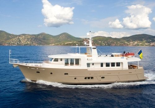 Ocea Yachts Classic 85 <strong>Akissi</strong> (Motor Yacht)