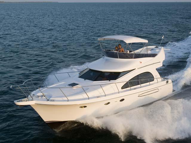 Ocean Alexander 46 Veloce (Fly / Motor Yacht)