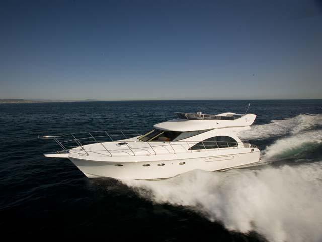 Ocean Alexander 54 Veloce (Fly / Motor Yacht)