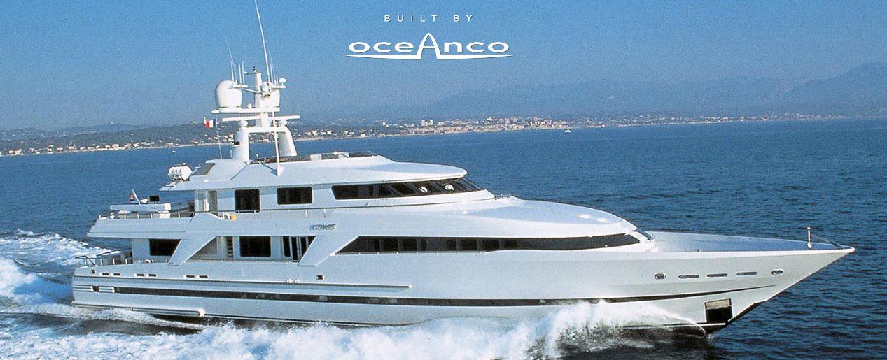 Oceanco <strong>Deep Blue II -ex Ultimate -ex Deep Blue</strong> (Motor Yacht)