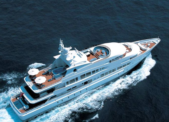 Oceanco <strong>Lady Lola</strong> (Motor Yacht)