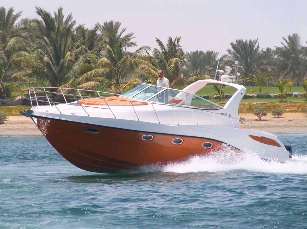Oryx Yachts 36 (Day cruiser)