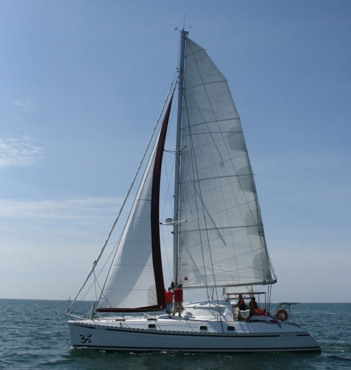 Outremer  42 (Voilier)
