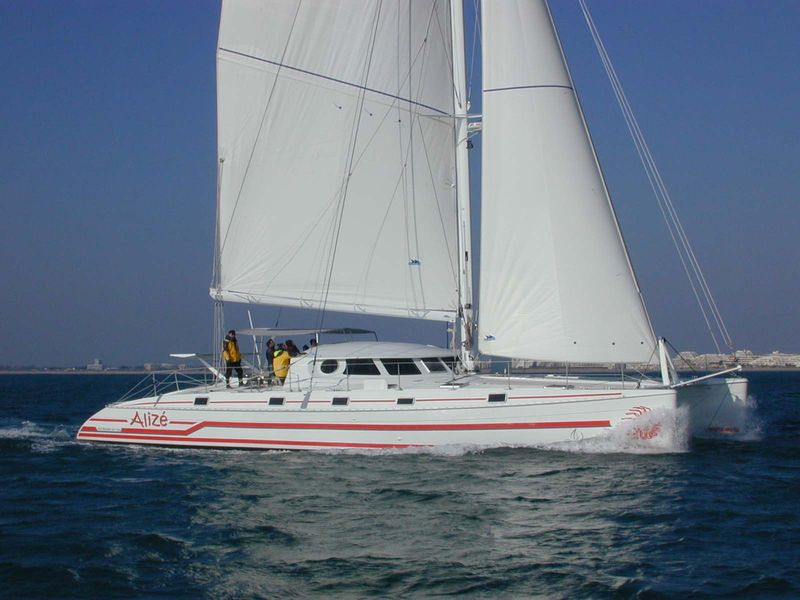 Outremer  64 (Voilier)