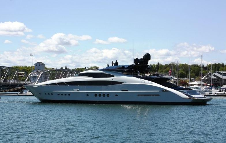 Palmer Johnson PJ 150 <strong>Four Jacks</strong> (Motor Yacht)