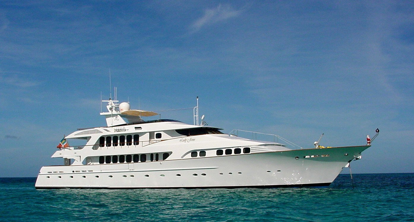 Palmer Johnson <strong>Lady Jenn</strong> (Motor Yacht)