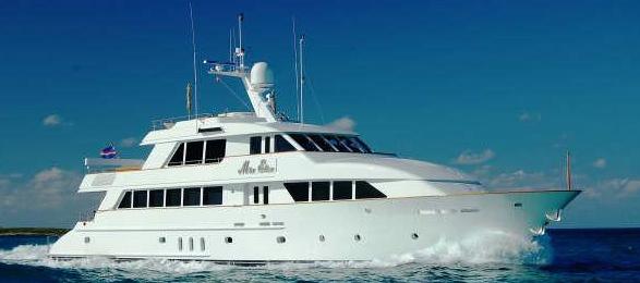 Palmer Johnson <strong>Mia Elise -ex MY Weigth - ex Carpe Diem</strong> (Motor Yacht)