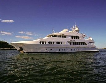 Palmer Johnson <strong>Milk & Honey</strong> (Motor Yacht)