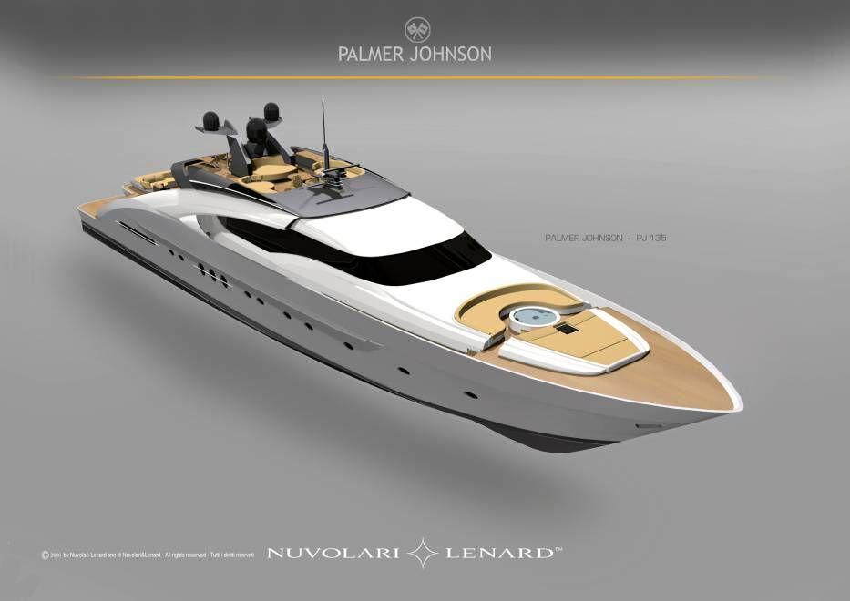 Palmer Johnson PJ 135 (Motor Yacht)