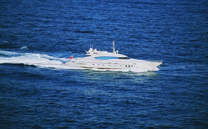Palmer Johnson PJ 120 <strong>Natalia -ex Stanley</strong> (Motor Yacht)
