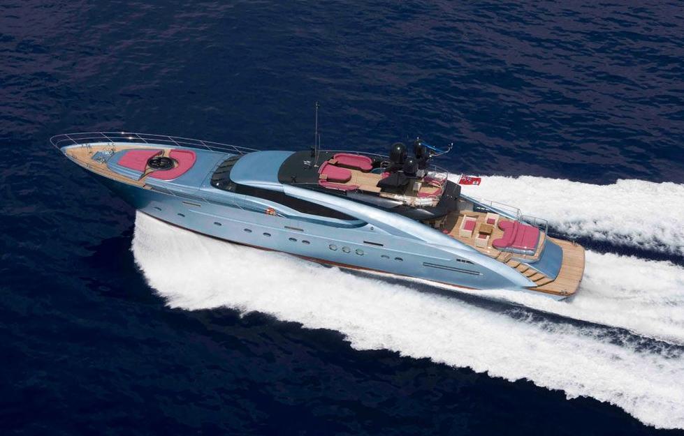 Palmer Johnson PJ 135 <strong>Waverunner</strong> (Motor Yacht)