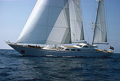 Perini Navi <strong>Christianne B</strong> (Voilier)