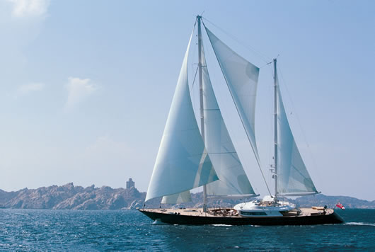 Perini Navi <strong>Galaxia - ex Liberty</strong> (Voilier)