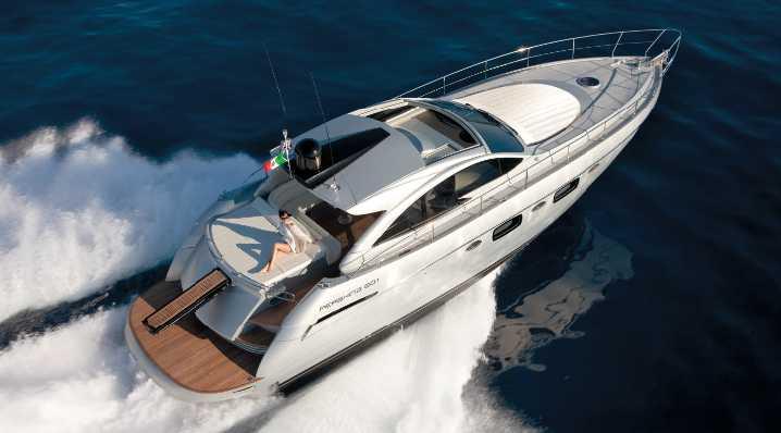 Pershing 50.1 (Motor Yacht)