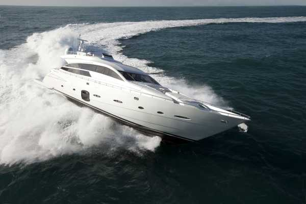 Pershing 92 (Motor Yacht)