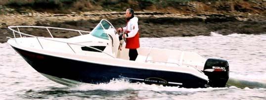 Promarine 550 Belone (Pêche Promenade)
