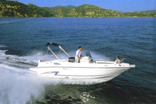 Rancraft Vittoria 22 (Pêche Promenade)