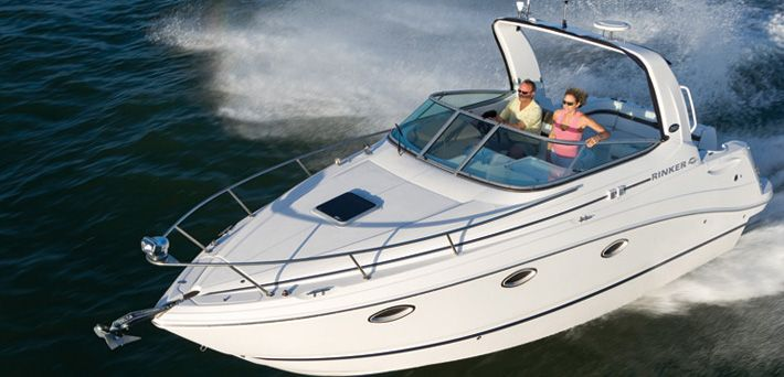 Rinker 260 Express Cruiser (Day cruiser)