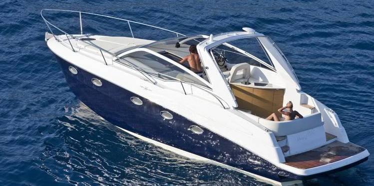 Rio Yachts 36 Art (Day cruiser)