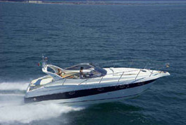 Rio Yachts 40 Art (Day cruiser)