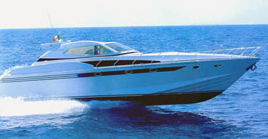 Rizzardi 60 Open Hard Top (Open / Motor Yacht)