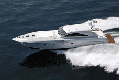 Rizzardi 73 Hard Top (Motor Yacht)