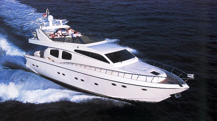 Rizzardi Posillipo - Technema 65 (Fly / Motor Yacht)