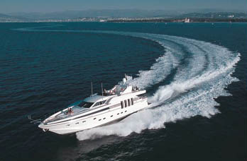 Rizzardi Posillipo - Technema 82 (Fly / Motor Yacht)
