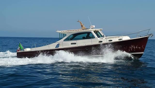 Rose Island 49 (Lobster / Motor Yacht)