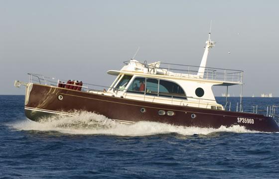 Rose Island 58 (Lobster / Motor Yacht)